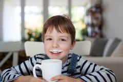 Потеха завтрака усика Стоковое фото RF