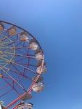 Потеха колеса Ferris Стоковое Изображение