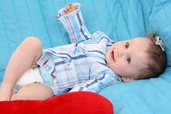 потеха младенца Стоковые Фотографии RF