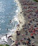 потеха пляжа Стоковое Изображение