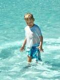 потеха пляжа Стоковая Фотография