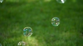 Потеха пузыря Стоковая Фотография