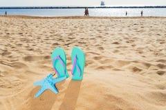 Потеха пляжа лета Стоковые Фото
