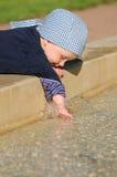 Потеха ребенка Стоковое Фото