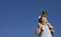 потеха семьи Стоковые Фото