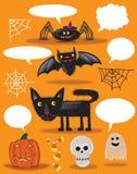 потеха halloween Стоковые Фотографии RF