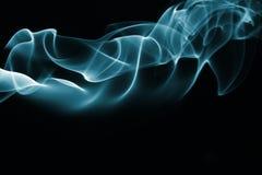 потоки дыма Стоковые Изображения RF
