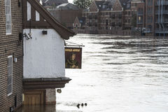 Потоки Йорк - Sept.2012 - Великобритания стоковые изображения