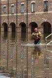 Потоки Йорк - Sept.2012 - Великобритания Стоковые Изображения RF
