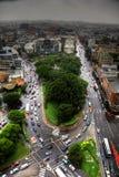 потоки опорожнения города brisbane разбивочные Стоковая Фотография