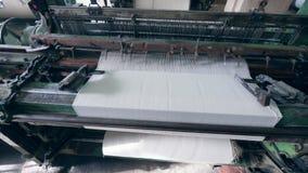 Потоки получают механически зашитыми в ткань акции видеоматериалы