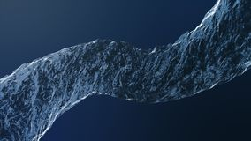 Поток воды Стоковые Изображения