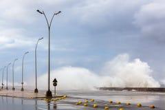 Поток в Гаване, Кубе Стоковое Фото