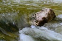 Поток горы в горе Стоковая Фотография