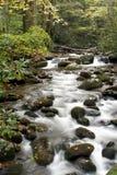 поток горы закоптелый Стоковое Фото