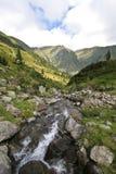 поток горы рисуночный Стоковые Фотографии RF