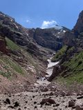 поток горы Стоковые Изображения RF
