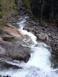 поток заводи сельской местности Стоковое фото RF