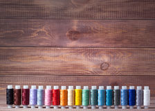 Поток и шить стоковые изображения