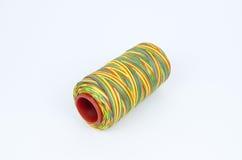 Поток навощенный цветом Стоковое фото RF