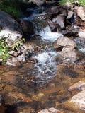 Поток озера замк Стоковые Изображения
