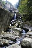 поток павильона горы Стоковое Изображение