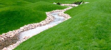 поток парка Стоковое Изображение RF