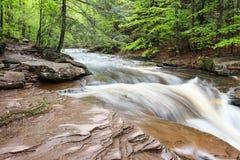 Поток Пенсильвания горы Стоковые Изображения