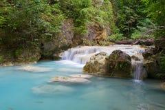 поток пущи тропический Стоковое фото RF
