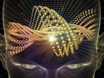Поток разума Стоковое Изображение RF