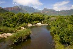 Поток реки Blyde Стоковая Фотография