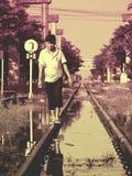 Поток Таиланда 2010 Стоковые Изображения