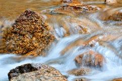 Поток утесистых гор Стоковое Изображение RF