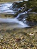 поток утесов стоковое фото rf