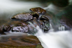 поток утесов Стоковое Изображение