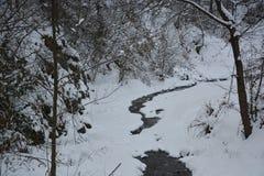 Поток хинтерланда более малый Стоковая Фотография