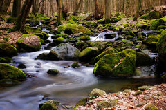 Поток Sembera Стоковая Фотография RF