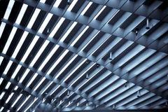 потолок металлический Стоковая Фотография RF