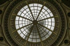 Потолок на национальной галерее стоковые изображения rf