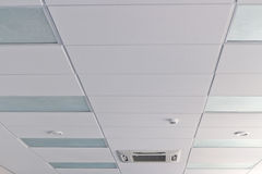 Потолок офиса стоковое изображение