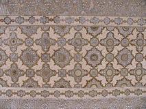 потолок украсил Индию Стоковые Фотографии RF