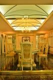 потолок dinning грандиозная комната Стоковые Фото