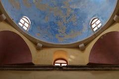 Потолок Hammam Turkish Стоковое Изображение RF
