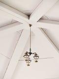 потолочная лампа Стоковое Изображение
