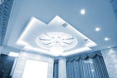потолочные лампы стоковые фото