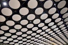 Потолок авиапорта Хитроу стоковые фото