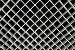 Потолок белого квадрата Стоковое Изображение
