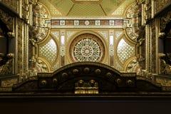 потолок богато украшенный Стоковые Фотографии RF
