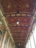 потолок богато украшенный Стоковые Изображения RF