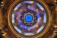 Потолок дворца Ватикана в WuXi Стоковое Изображение RF